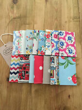 CATH KIDSTON Ticket/Card/Oyster Holder handmade in a choice of OILCLOTH PRINTS