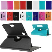 "Universale 360° Rotante Pelle Grip Custodia Cover Stand Per 7"" 8"" 9"" 10 "" Tablet"