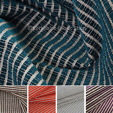 Textured Weaved Chenille Soft Upholstery Drapery Curtain Sofa Material Fabric