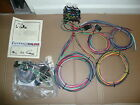 ez wiring 12 standard fuses harness universal street hot rod chevy ford gm