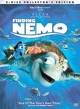 Finding Nemo (Two-Disc Collector's Edition) BRAND NEW SEALED W/SLIP SLEEVE BIN
