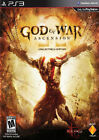 God of War: Ascension - Sony Playstation 3 PS3 Action / Adventure Game