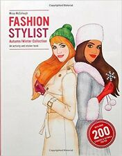 Very Good Paperback Fashion Stylist:Autumn/Winter Collection: An Activity and St