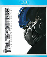 Transformers (DVD, 2-Disc Set) Special Edition