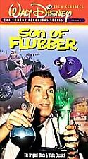 Son of Flubber (VHS, 1997, Comedy Favorites Series) Fred MacMurray Clam Shell