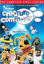 Creature Comforts - The Complete First Season (DVD, 2005)