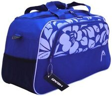 BNWT HEAD ORCHID GYM BAG HOLDALL  - BLUE