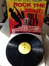 "BILL HALEY  ""ROCK THE JOINT "" PYE LP"