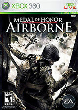 Medal of Honor: Airborne SEALED (Xbox 360) **FREE SHIPPING!!