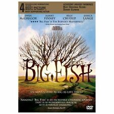Big Fish (DVD, 2004) DISC ONLY !!