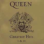 Greatest Hits, Vols. 1 & 2 by Queen (CD, Nov-1995, 2 Discs, Hollywood)