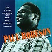 DEEP RIVER by PAUL ROBESON 2 x CD ALBUM 1999