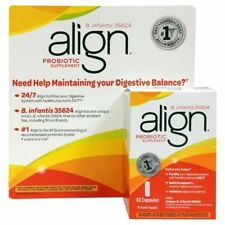 Align Probiotic Supplement Digestive Care B. Infantis (Pick Amount + Exp)