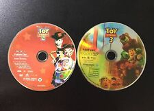 Toy Story DVD Set: 2 & 3, FREE SHIPPING (No Cover)