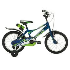 VERTEK Bike boy 16 spider green blue