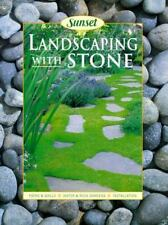 Sunset Landscaping with Stone: Paths & Walls - Water & Rock Gardens...  (ExLib)