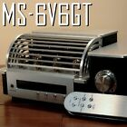 YAQIN MS-6V6 Vacuum Tube Hi-end Tube Integrated Headphone Amplifier PUS