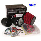 Intake Supercharger Kit Turbo Chip Performance For GMC