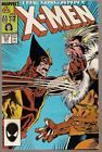 The Uncanny X-Men #222 (Oct 1987)(CB) NM (9.0 to 9.4) Factory Misprint Variant