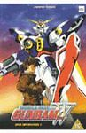 Gundam Wing Vol.1 - Shooting Stars (DVD, 2002)