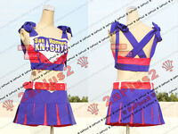 Juliet Starling Cheerleader Blue Version - Lollipop Chainsaw Cosplay Costume