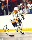 Rick Tocchet signed Pittsburgh Penguins 8x10 photo