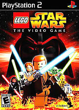 LEGO Star Wars: The Video Game (Sony PlayStation 2, 2005)
