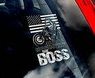 Bruce Springsteen - Car Window Sticker - Rock Music E Street Band Sign -The Boss