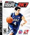College Hoops 2K7 (Sony PlayStation 3, 2007) - PS3 COMPLETE - RARE