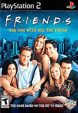 Friends: The One with All the Trivia, Playstation 2 Video Game