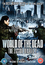 World Of The Dead - Zombie Diaries 2 (DVD)