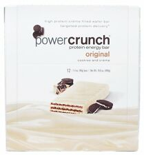 BioNutritional Power Crunch Cookies and Creme 12 ct
