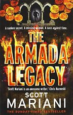 The Armada Legacy (Ben Hope 8), Mariani, Scott, Excellent Book