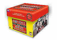 Only Fools And Horses - Complete Anniversary Collection (DVD, 2011, 26-Disc...