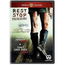 Rest Stop 1 Dead Ahead - Rest Stop 2 Don't Look Back (DVD, unrated) - C0515