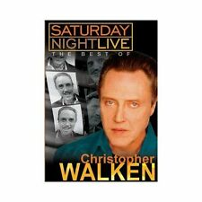 Saturday Night Live - Best of Christopher Walken (DVD, 2004) - C0515