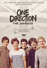 One Direction-One Direction - The Invasion  DVD