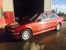 98 BMW 523i SEDAN-AUTO-201K'S-NOW $2,400-GOOD COUNTRY CAR-DRIVES VERY WELL