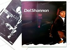 Del Shannon - Drop Down And Get Me UK LP 1981 + Innerbag Tom Petty //1