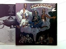 Lakeside - Your Wish Is My Command GER LP 1981 FOC + Innerbag //1