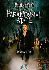Paranormal State ~ Complete 5th Fifth Season 5 Five  ~ BRAND NEW 3-DISC DVD SET