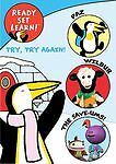 Ready Set Learn: Try, Try Again! (Vol. 1) DVD