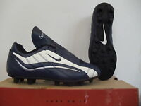 NIKE Jr ROMA FG - RBR football boots UK 5 EUR 38-BNIB Blue