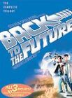 Back to the Future Trilogy (DVD, 2002, 3-Disc Set, Full Frame)