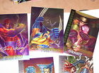 1995 FLEER ULTRA X-MEN CHROMIUM SIGNATURE PARALLEL CARD SINGLES! HAUNTED MANSION