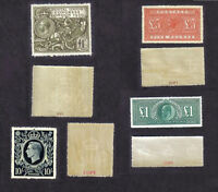 High Value Stamps (Forgeries)