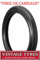 325-19 3.25-19 AVON SPEEDMASTER RIBBED MOTORCYCLE TYRE 325S19 AJS TRIUMPH BSA