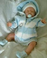 REBORN DOLL BABY BOY MADE TO ORDER CHILD FRIENDLY NOW A PLAY DOLL !!!