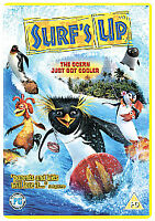 Surf's Up - The Ocean Just Got Cooler (DVD)