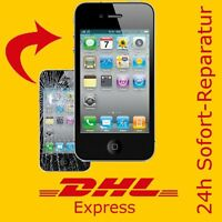 Apple iPhone 3 3G 3GS 4 4G 4S Reparatur Display Glas od Touchscreen